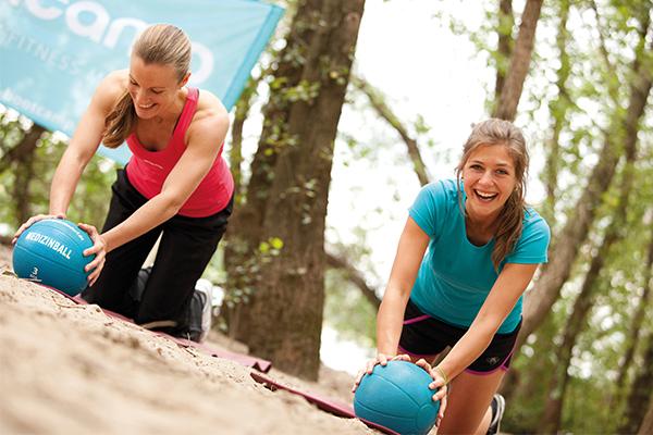 Zusammen macht es mehr Spaß © Original Bootcamp