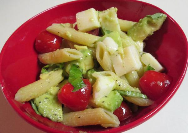 avocado pasta penne blog