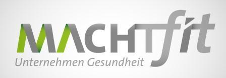 Neues Logo für machtfit