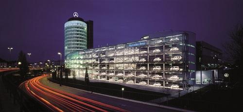 Mercedes-Benz-Center München