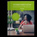 Zeigt Ebook Cover zur Mitarbeitermotivation im Home-Office