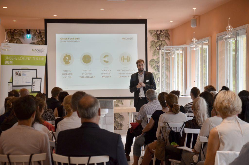 Philippe Bopp machtfit Gesundheitsplattform