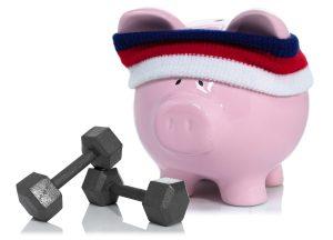 Sparen macht Spaß mit machtfit als BGM Partner