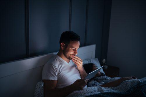 Schlafroutine finden