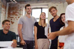 Mitarbeitermotivation im Team