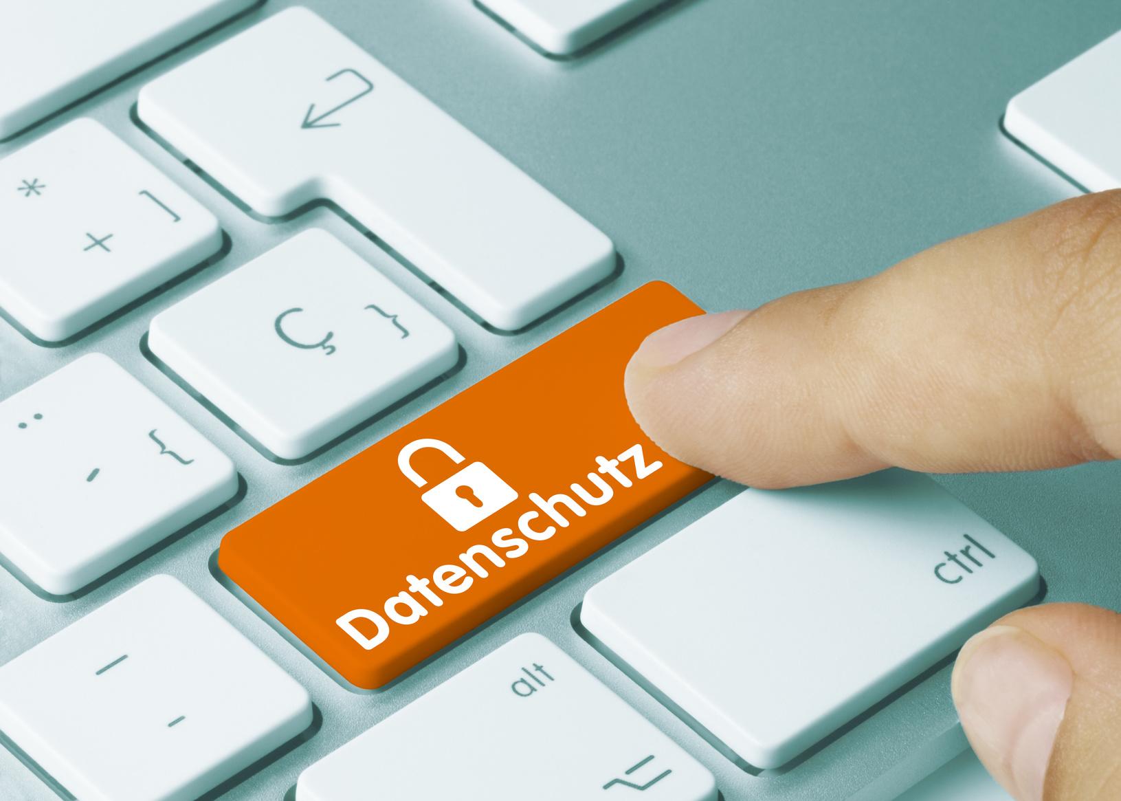 DSGVO Datenschutz aktivieren