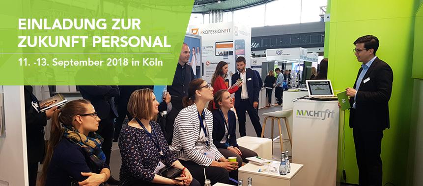 Zukunft Personal in Köln