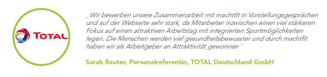 Employer Branding in der Praxis bei Total