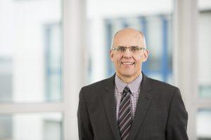 Personalleiter Harald Gerlich von Kieback&Peter berichtet vom Kulturwandel im Unternehmen