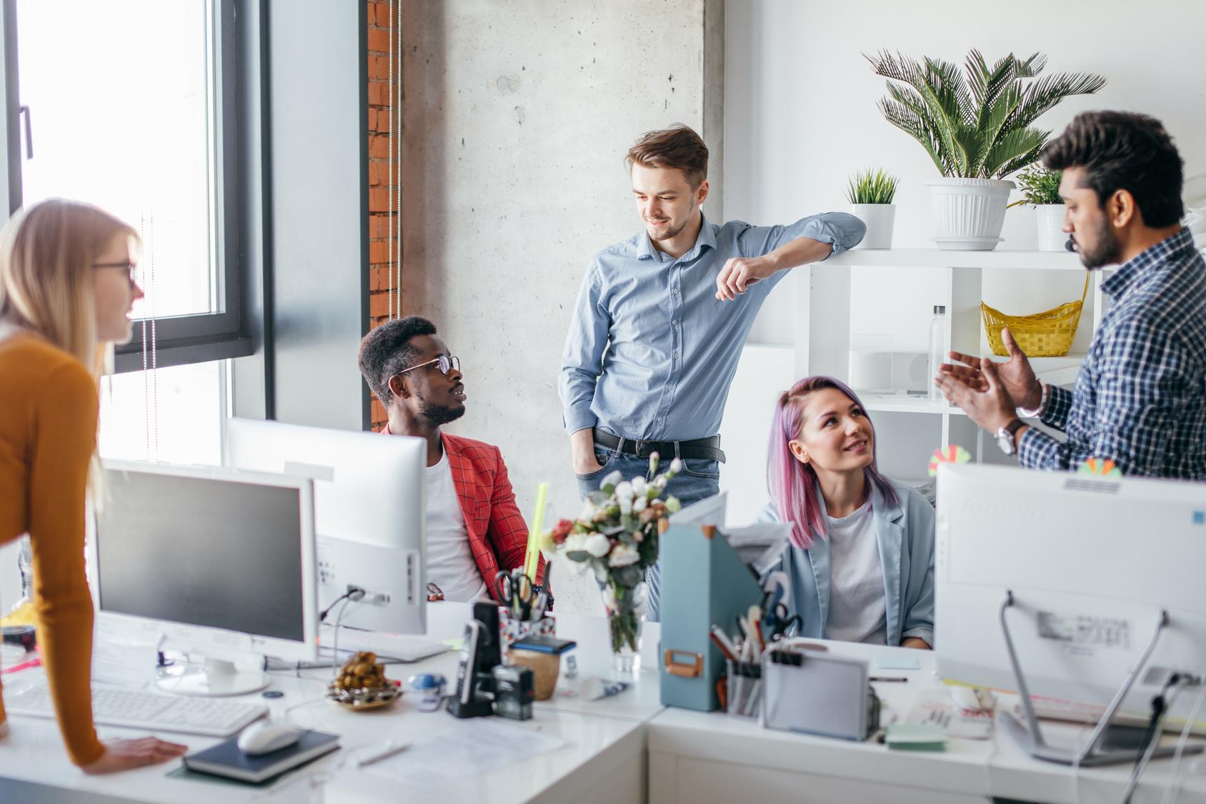 Employer Branding durch optimiertes Arbeitsumfeld