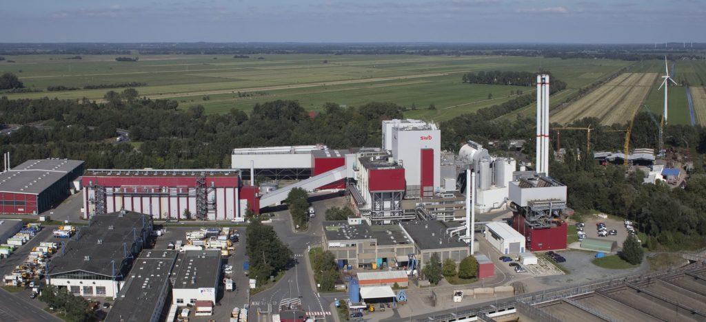Muellheizkraftwerk Bremen