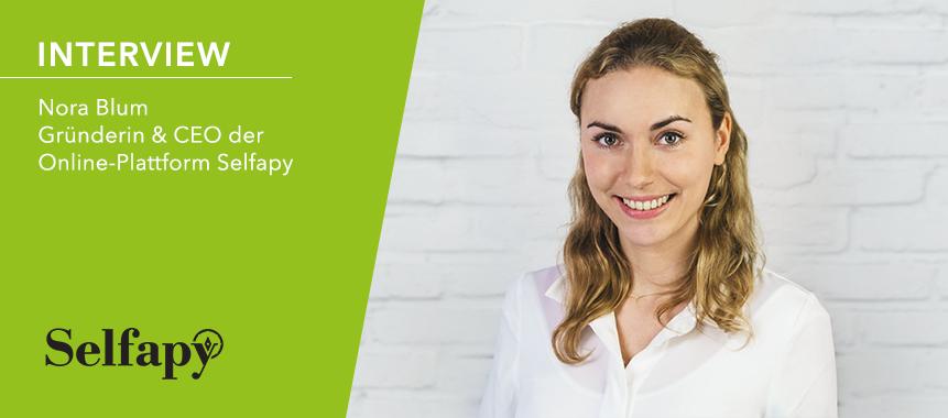 Machtfit im Interview mit Selfpay Gründern Nora Blum zum Thema Resilienz und psychische Erkrankungen