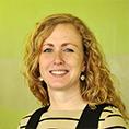 Bild zeigt Kirsten Abel, engagiert bei der Personalgewinnung in Verkehrsunternehmen (konkret bei der Hamburger Hochbahn)